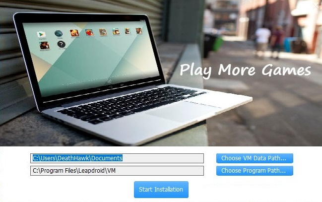 Use KIK Application on PC with Leapdroid