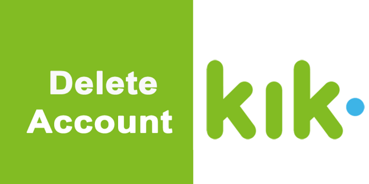 How To Delete KIK Account - Temporarily or Permanently